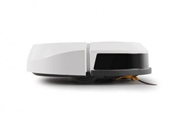 ECOVACS ROBOTICS DEEBOT MINI - Kompakter Staubsaugerroboter mit Direktabsaugung (optimiert für Tierhaare) -
