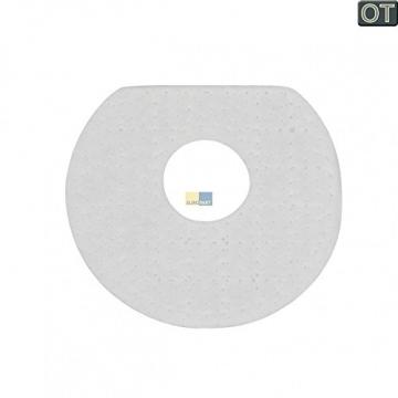 daniplus© Filter, Dauerfilter passend für Dirt Devil Saugroboter Spider, Libero, M606, M607 - Nr. 0606002 -
