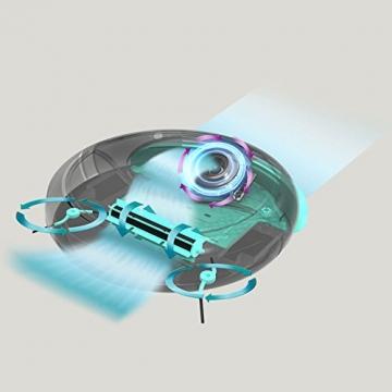 Moneual ME685 Roboter Staubsauger mit Nasswisch Funktion -