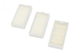 vhbw Ersatz Hepa Allergie Filter Set für Saugroboter Medion MD16192 -